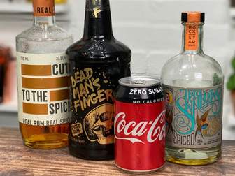 What is the Best Spiced Rum & Coke?