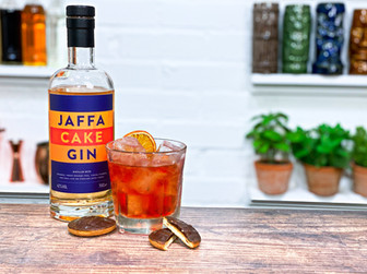 Perfect Negroni Cocktail with NEW Jaffa Cake Gin