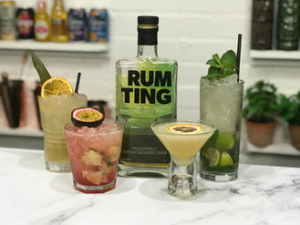 RumTing Flavoured Rum Review