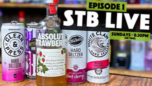5 Easy Cocktails with Absolut Strawberry Juice | StB Live Episode 1