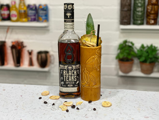 Black Tears Spiced Rum Review