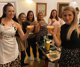 Cocktail Making Class at Home in Essex