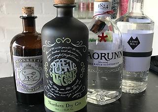 Mobile Gin Tasting Night