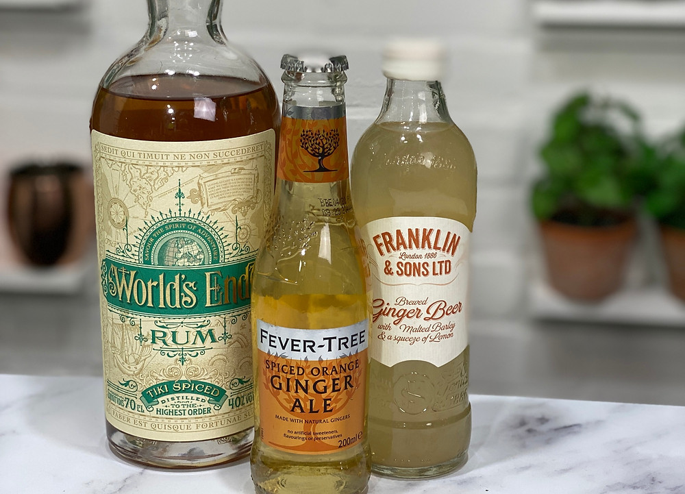 What to mix with Worlds End Tiki Spiced Rum