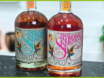 Two Swallows Spiced Rum Review
