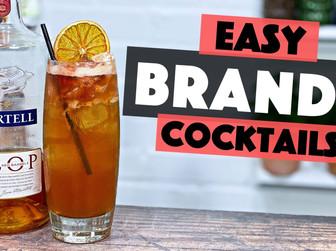 Brandy Cocktails   a TASTY Brandy Punch Recipe