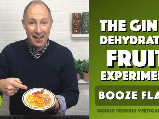 The Gin & Dehydrated Fruit Experiment