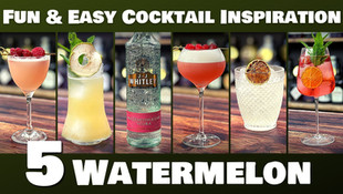 5 Easy Watermelon Vodka Cocktails