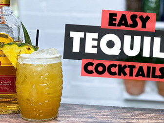 Jose Cuervo Tequila Cocktails – Vanilla and Pineapple Margarita