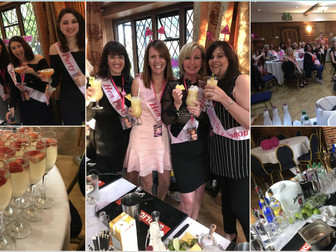 Cocktail Making Party at Great Hallingbury Manor, Essex