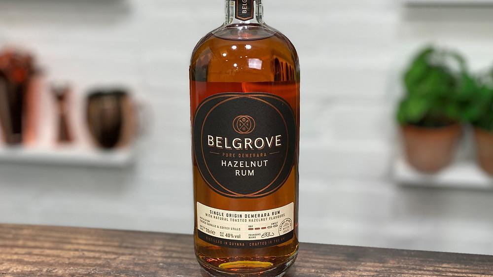 Belgrove Hazelnut Spiced Rum