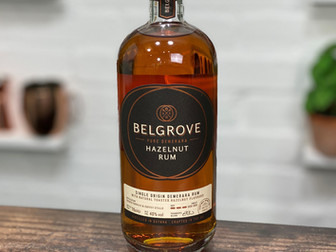 Belgrove Hazelnut Spiced Rum Review
