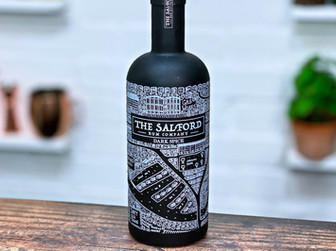 Salford Rum Company DARK Spiced Rum Review