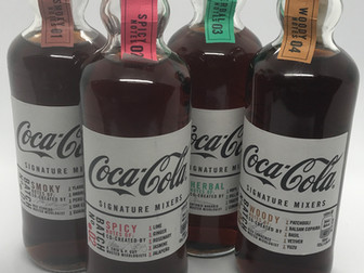 Coca-Cola Signature Mixers Review