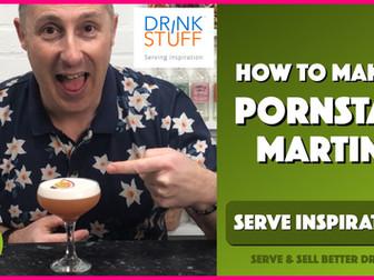 How to make a Pornstar Martini