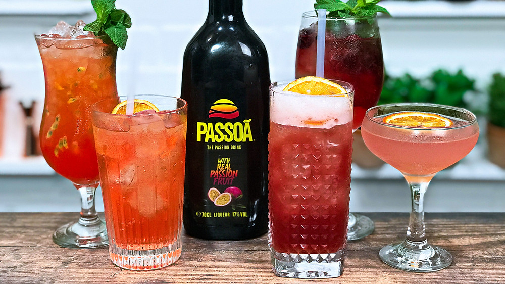 5 Passoa Cocktails to make at Home