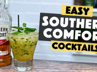 What can I make with Southern Comfort? SoCo & Apricot