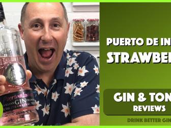 Puerto de Indias Strawberry Gin Review