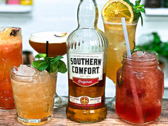 5 Easy Southern Comfort Cocktails