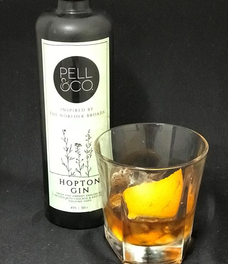Pell & Co Negroni