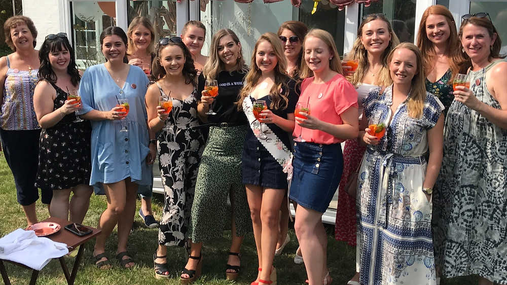 My 250th Hen Party Cocktail Masterclass