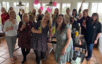 Best Hen Party Cocktail Making Class in Norfolk