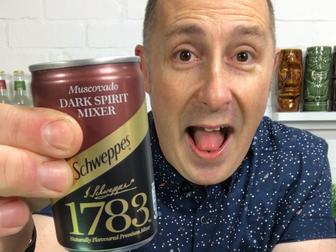 Schweppes 1783 Muscovado Dark Spirit Mixer - A Review