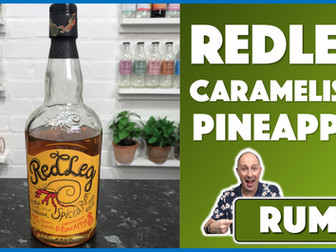 RedLeg's NEW Pineapple Spiced Rum Review