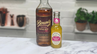 Bounty Spiced Rum Review