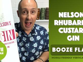 Nelsons Rhubarb & Custard Gin