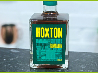 Hoxton Banana Flavoured Rum Review