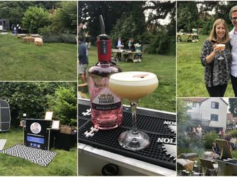 Cocktails in a Caravan!