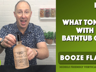 What Tonic with Bathtub Gin?