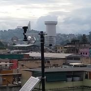 Estação Meteorológica FEBF