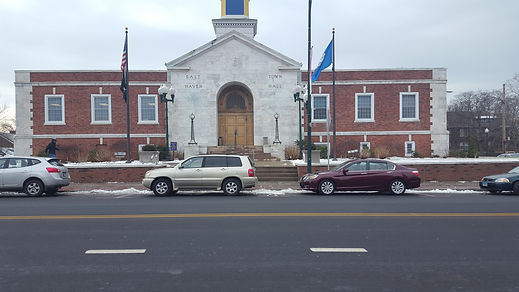 East Haven, Ct Town Hall