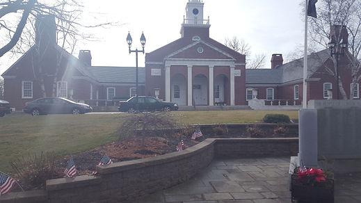 Clinton Town Hall