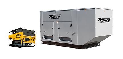 Winco Generator Dealer CT