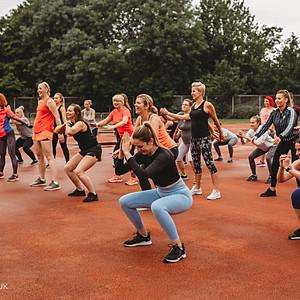 July #Powergirls training