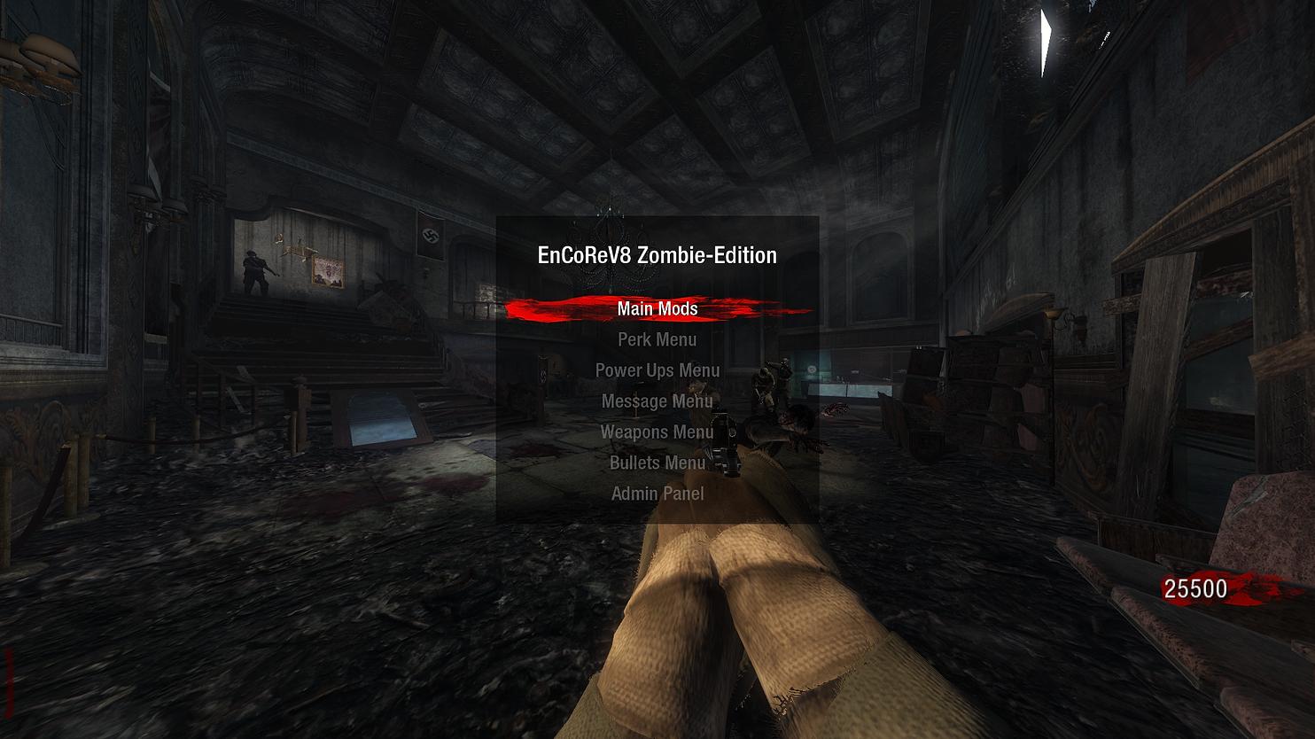 Discussion - [ZM/GSC] EnCoReV8 Zombie Edition Preview