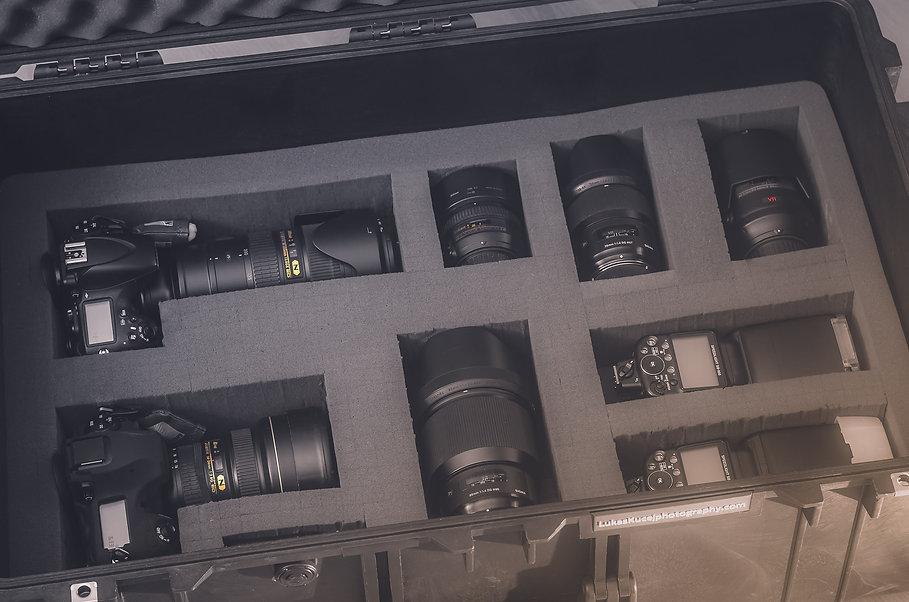 Technika Nikon