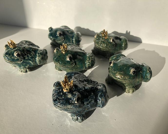 Aaen & Nielsen - Royal Frø Lille - mørkegrøn