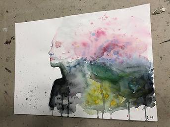 Infinity - 1 - Christina Thomsen - Storm