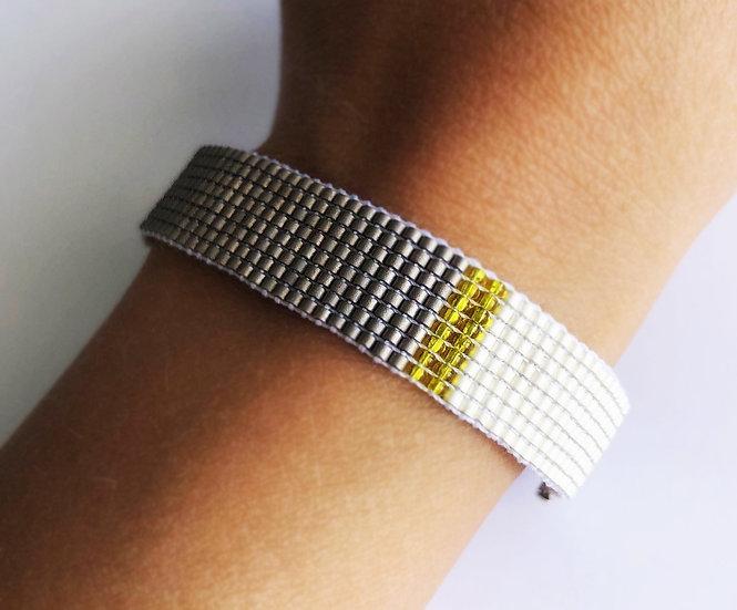 Julia Vlasova - Silver Bracelet