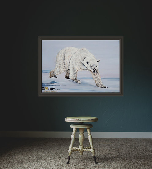 Trine Mielche - Isbjørn
