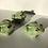 Thumbnail: Aaen & Nielsen - Royal Frogs Small light green