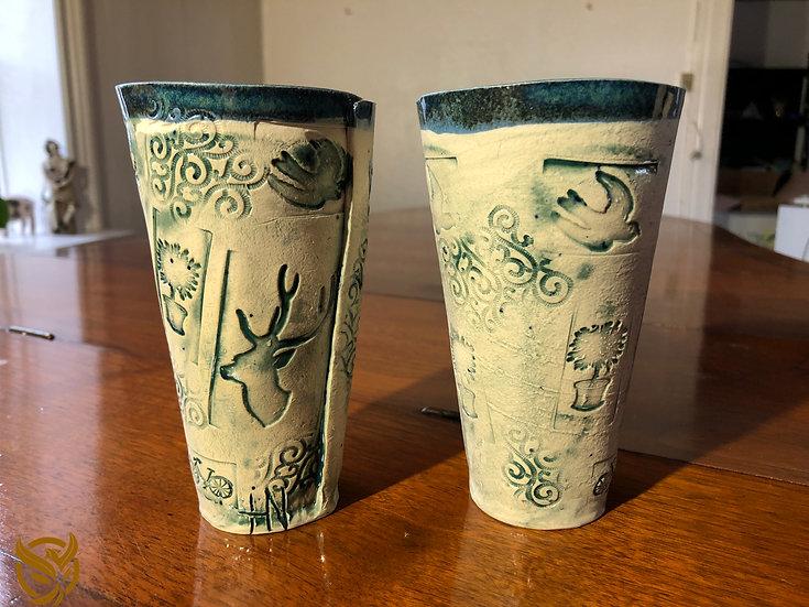 Aaen & Nielsen - Hunting Mugs