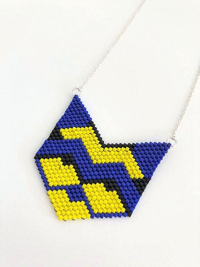 Julia Vlasova - Blue & Yellow