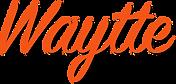 Waytte app logo