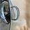 Thumbnail: Miroir bassine zinc