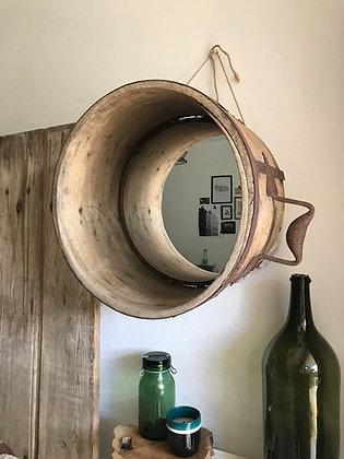 Grand Miroir boisseau